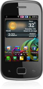 Micromax A25 smarty Mobile Price