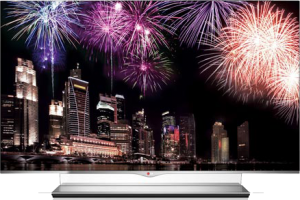 LG OLED HDTV Specifications and Price