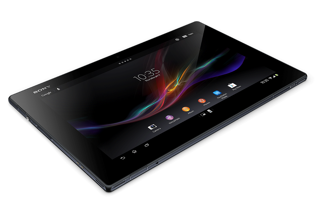 Sony Xperia Tablet Z Price and Specifications